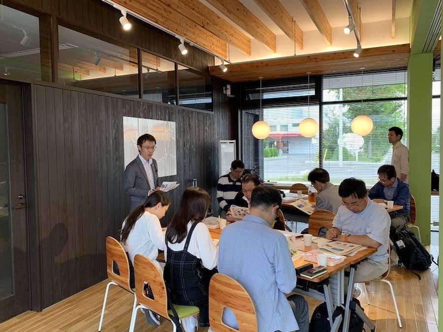 7/5-6 三井不動産グループさまのSDGs研修を開催しました!